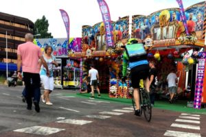 Tilburg fietskoerier vacature