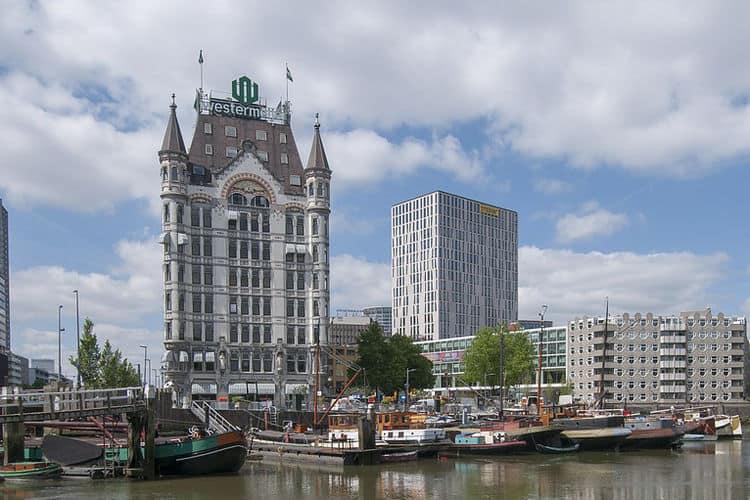 Fietskoerier Rotterdam vacature