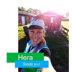 Hera - fietskoerier sinds 2017
