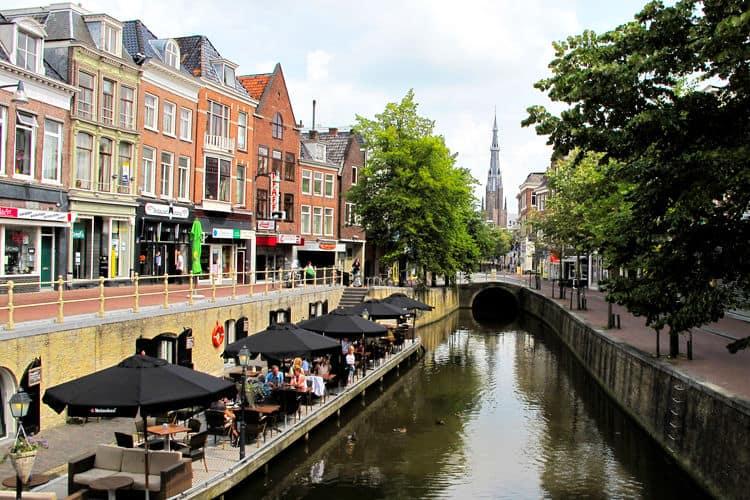 Fietskoerier in Leeuwarden worden