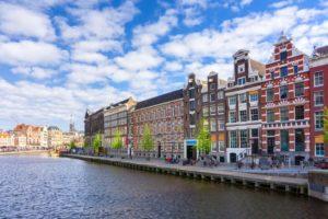 Fietskoerier Amsterdam vacature