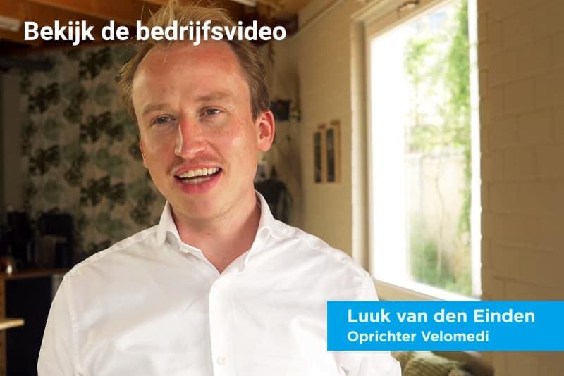 Bedrijfsvideo Velomedi