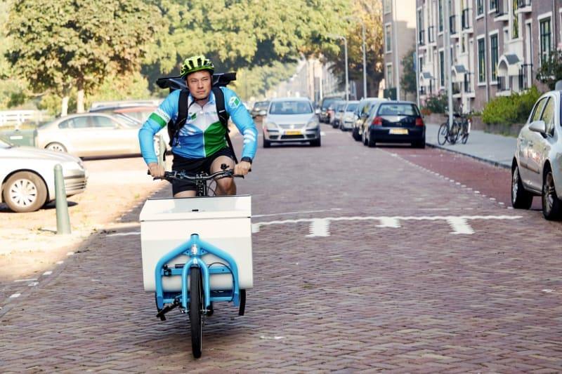 Ploegleider Fietskoeriers autokoeriers Den Haag