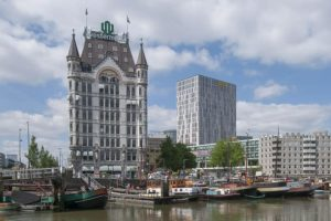 Ploegleider Fietskoeriers Rotterdam